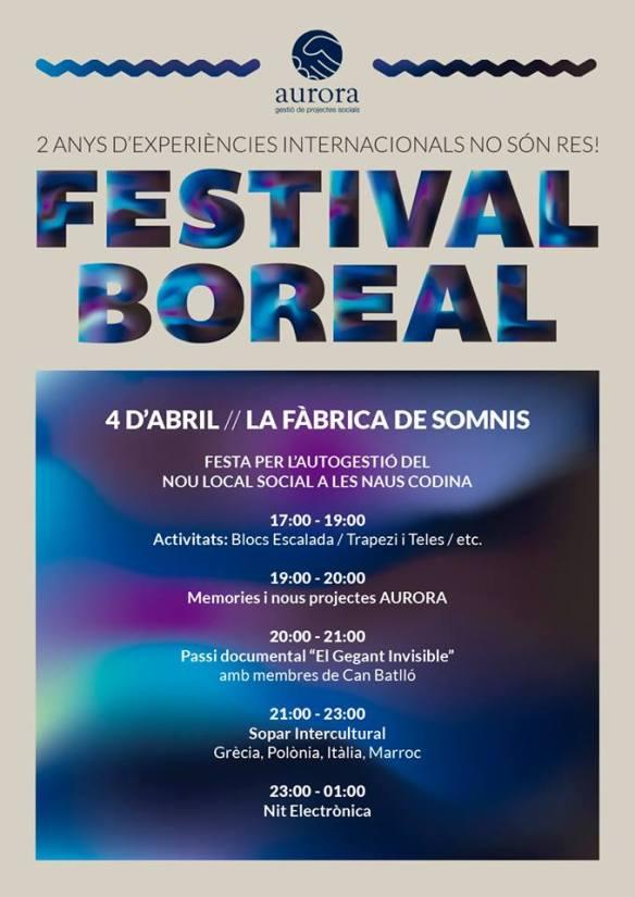 FESTIVAL BOREAL 2014